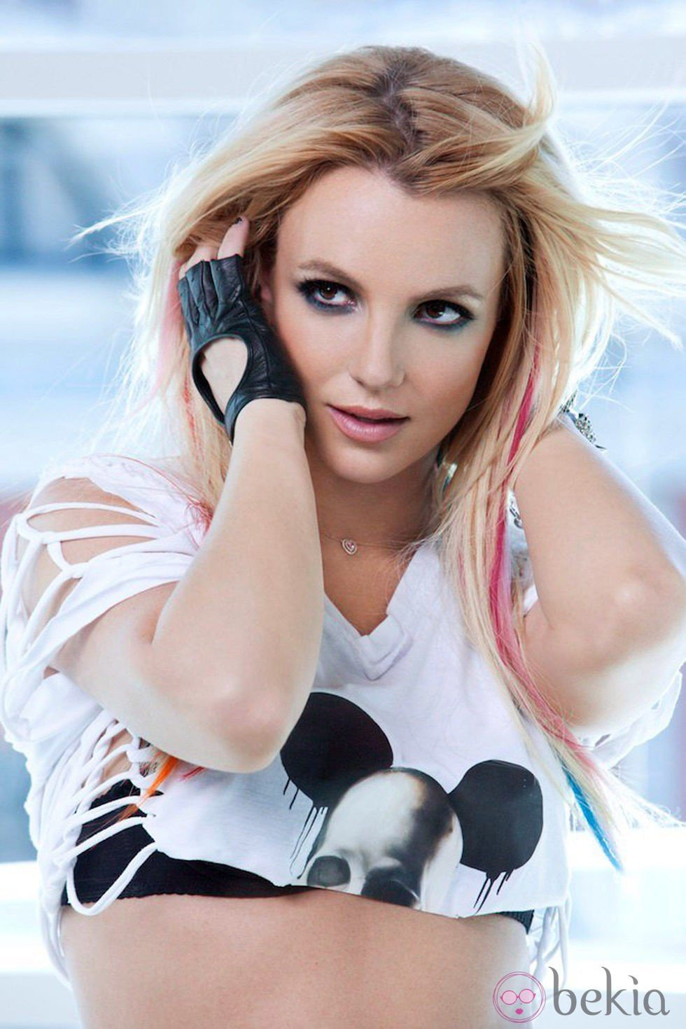 Iconic Looks From Each Era Page 2 Britney Spears Breatheheavy Exhale