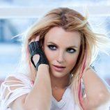 Britney Spears en el videoclip de 'I Wanna Go'