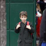 Felipe de Marichalar con 7 años