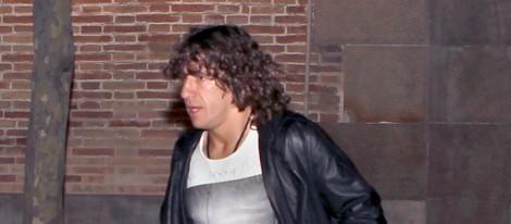Carles Puyol celebra su 34 cumpleaños