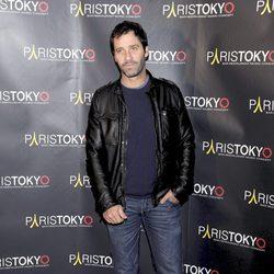 Juan Pablo Shuk en la inauguración de un restaurante en Madrid