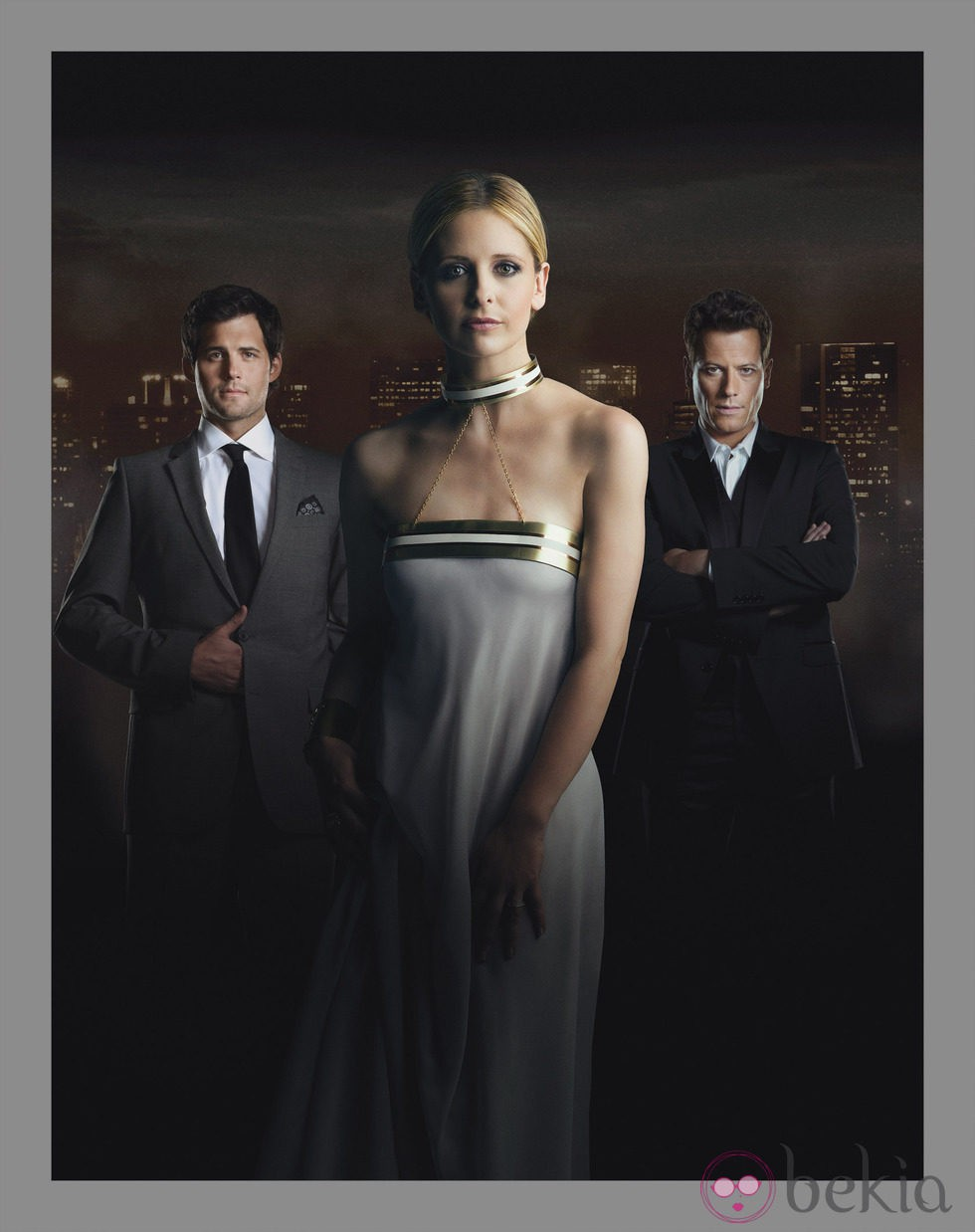 Sarah Michelle Gellar protagoniza el drama 'Ringer'