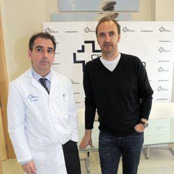 Gonzalo Sanz y Pedro Larrañaga