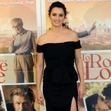 Penélope Cruz en la presentación de 'To Rome With Love' en Roma