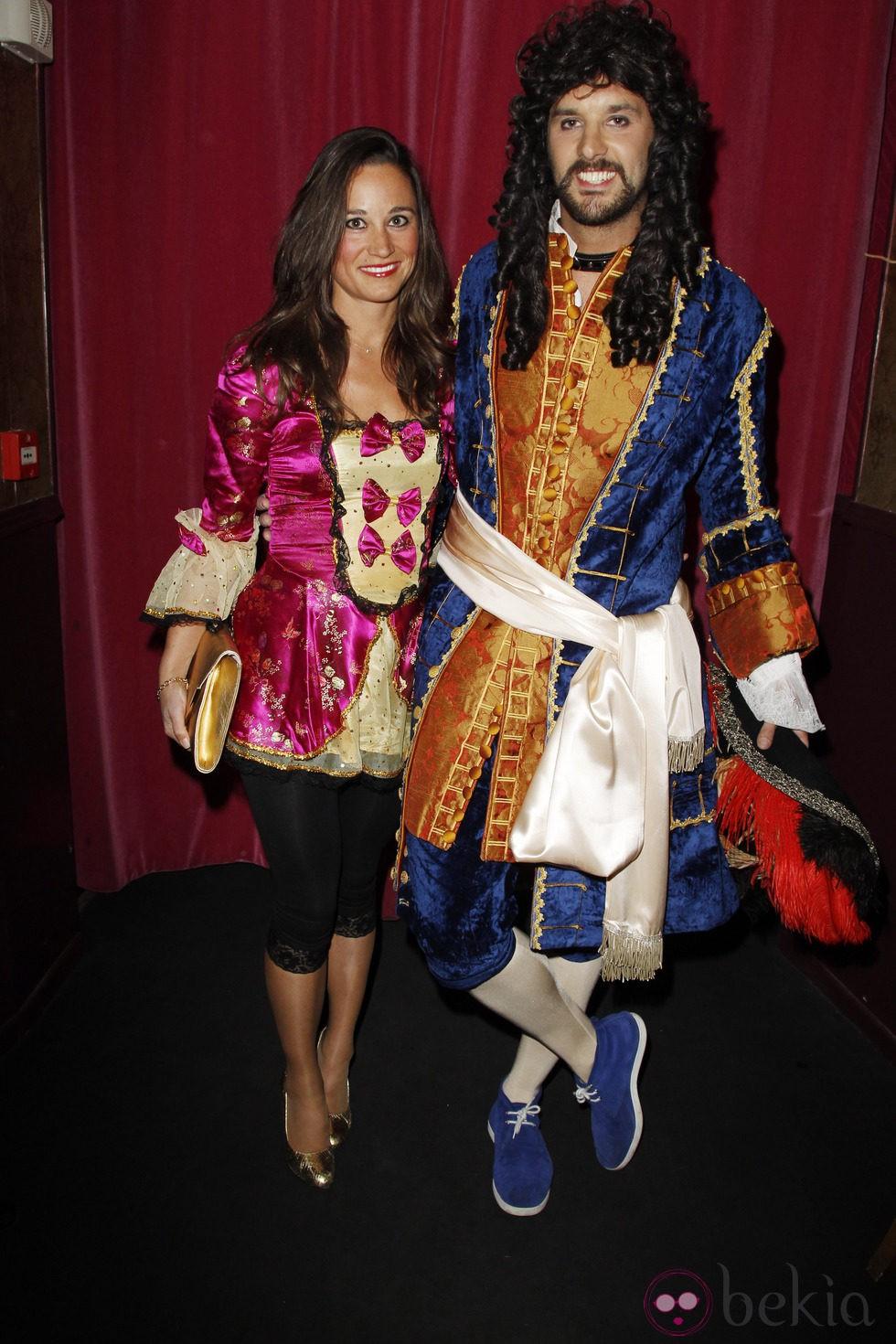 Pippa Middleton en la fiesta de 'Vicomte A'