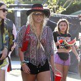 Kesha en el Festival Coachella