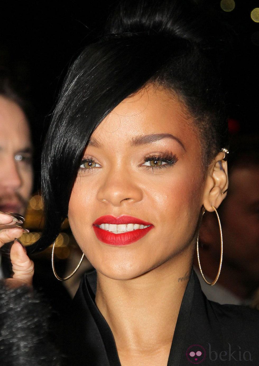 Rihanna actuará en Rock In Rio Madrid 2012