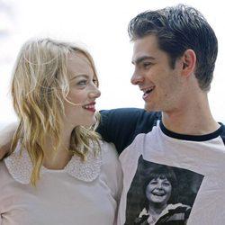 Emma Stone y Andrew Garfield presentan 'The Amazing Spiderman' en México