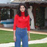 Ana Caldas interpreta a Carmina Ordóñez de joven en 'Carmina'