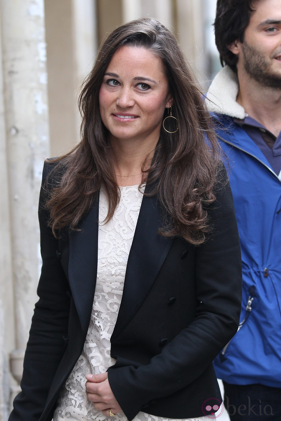 Pippa Middleton en Paris
