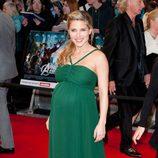 Elsa Pataky en el estreno de 'Los vengadores' en Londres