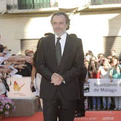 José Coronado en la apertura del Festival de Málaga 2012