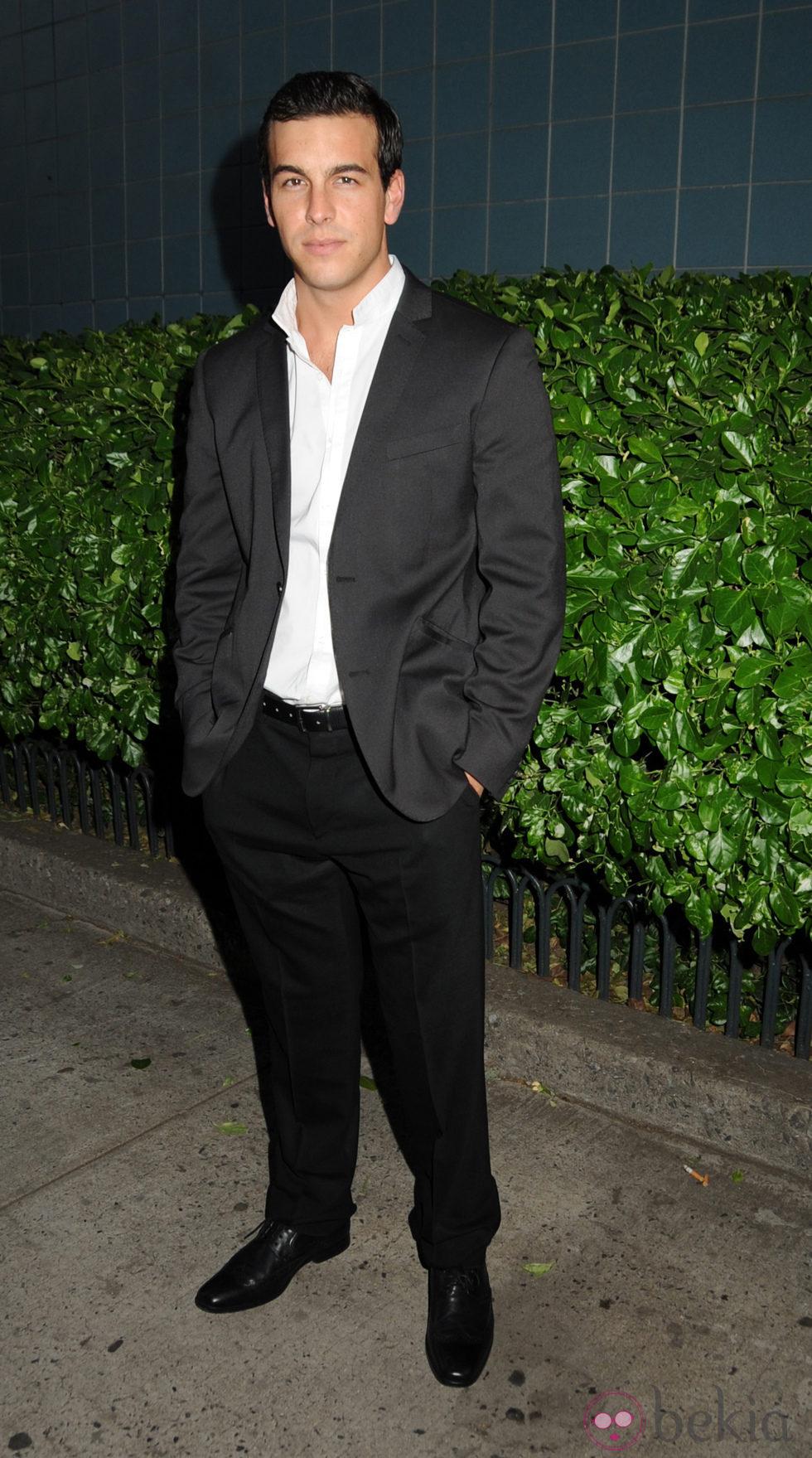 Mario Casas en el estreno de 'Jack and Diane' en el Festival de Tribeca