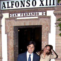 Fran Rivera y Lourdes Montes juntos en Sevilla