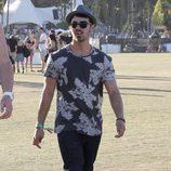 Joe Jonas en el Festival Coachella