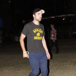 Robert Pattinson en el Festival Coachella