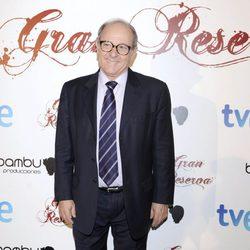 Emilio Gutiérrez Caba en el preestreno de la tercera temporada de 'Gran Reserva'