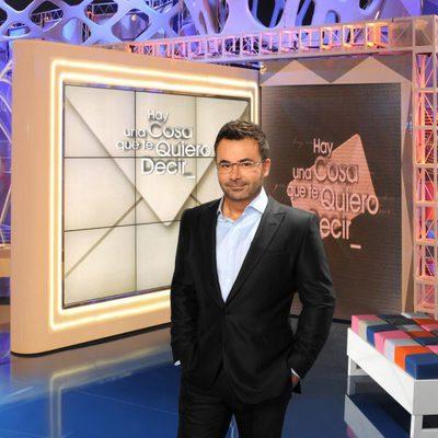 Jorge Javier Vázquez presenta 'Hay una cosa que te quiero decir'