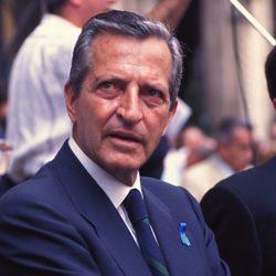 Adolfo Suárez en los años 90