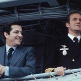 Adolfo Suárez y el Rey Don Juan Carlos