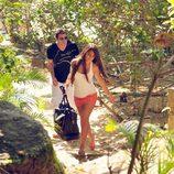 Leo Messi y Antonella Roccuzzo, de vacaciones en Rio de Janeiro