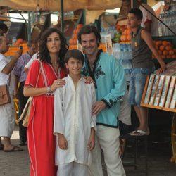 Patricia Vico en una escena de 'Carmina' situada en Marruecos