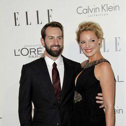 Katherine Heigl y su marido Josh Kelley