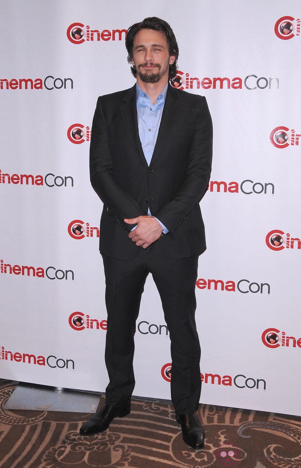 James Franco en la CinemaCon 2012
