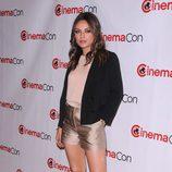 Mila Kunis en la CinemaCon 2012
