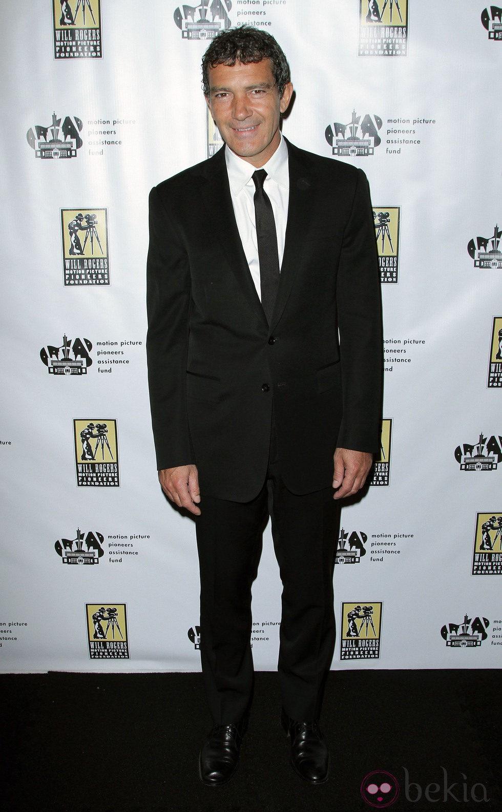 Antonio Banderas en la CinemaCon 2012