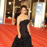 Isabel Serrano fue azafata de la sexta temporada de 'Un, dos, tres,... responda otra vez'