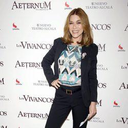 María Casal fue azafata de la segunda temporada de 'Un, dos, tres,... responda otra vez'