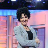 Nina Agustí fue azafata de la sexta temporada de 'Un, dos, tres,... responda otra vez'
