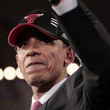 Barack Obama fiel del baloncesto