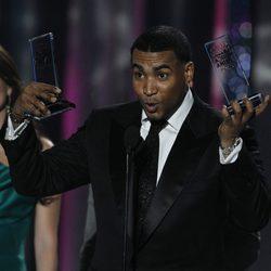 Don Omar en los Premios billboard 2012