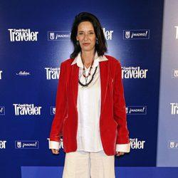 Paola Dominguín en los Premios Conde Nast Traveller