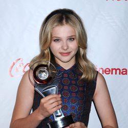 Chloe Moretz en la CinemaCon 2012