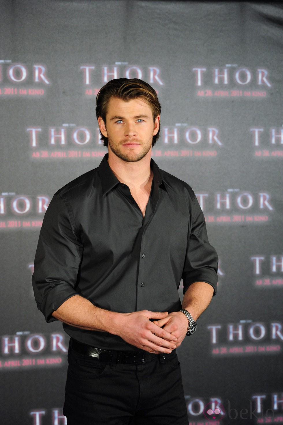 Chris Hemsworth ha dado vida al personade de 'Thor' en el cine