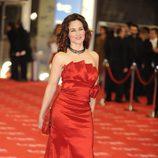 Silvia Marsó fue azafata de la tercera y sexta temporada de 'Un, dos, tres,... responda otra vez'