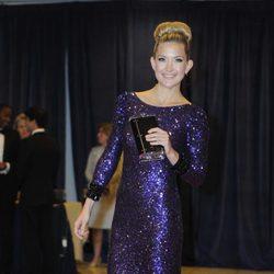 Kate Hudson en la cena de corresponsales 2012