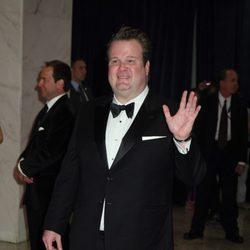 Eric Stonestreet en la cena de corresponsales de la Casa Blanca