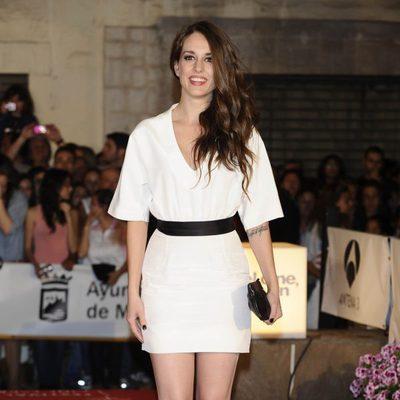 Silvia Alonso en el último fin de semana del Festival de Málaga 2012