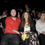 Kiko Rivera y Jessica Bueno en el concierto de Isabel Pantoja en Madrid