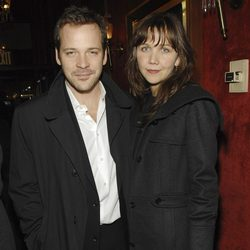 Maggie Gyllenhall y Peter Sarsgaard estreno 'There will be blood'