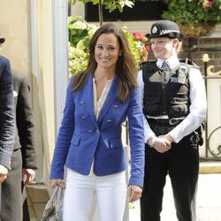 Pippa Middleton al día siguiente de la boda de los Duques de Cambridge