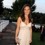 Pippa Middleton en una gala benéfica antes de convertirse en celebrity