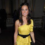 Pippa Middleton en una fiesta celebrada en octubre de 2009