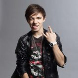 Nathan Sykes, el benjamin de 'The Wanted'