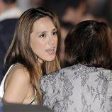 Tamara Falcó en el concierto de Enrique Iglesias