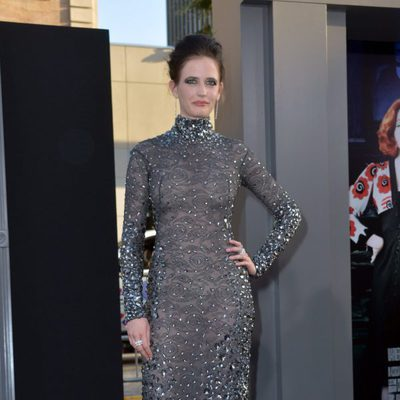 Eva Green en el estreno de 'Dark Shadows' en Los Angeles